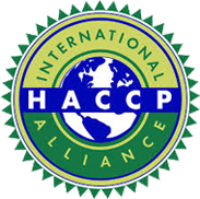 HACCP International Alliance badge